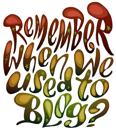 remember, no further updates, typography, hand lettering, Enkeling, 2021